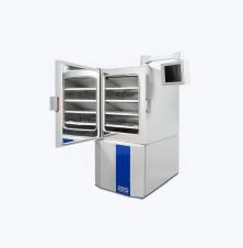 Congelador rápido de plasma certificado Medical Device 93/42/CEE