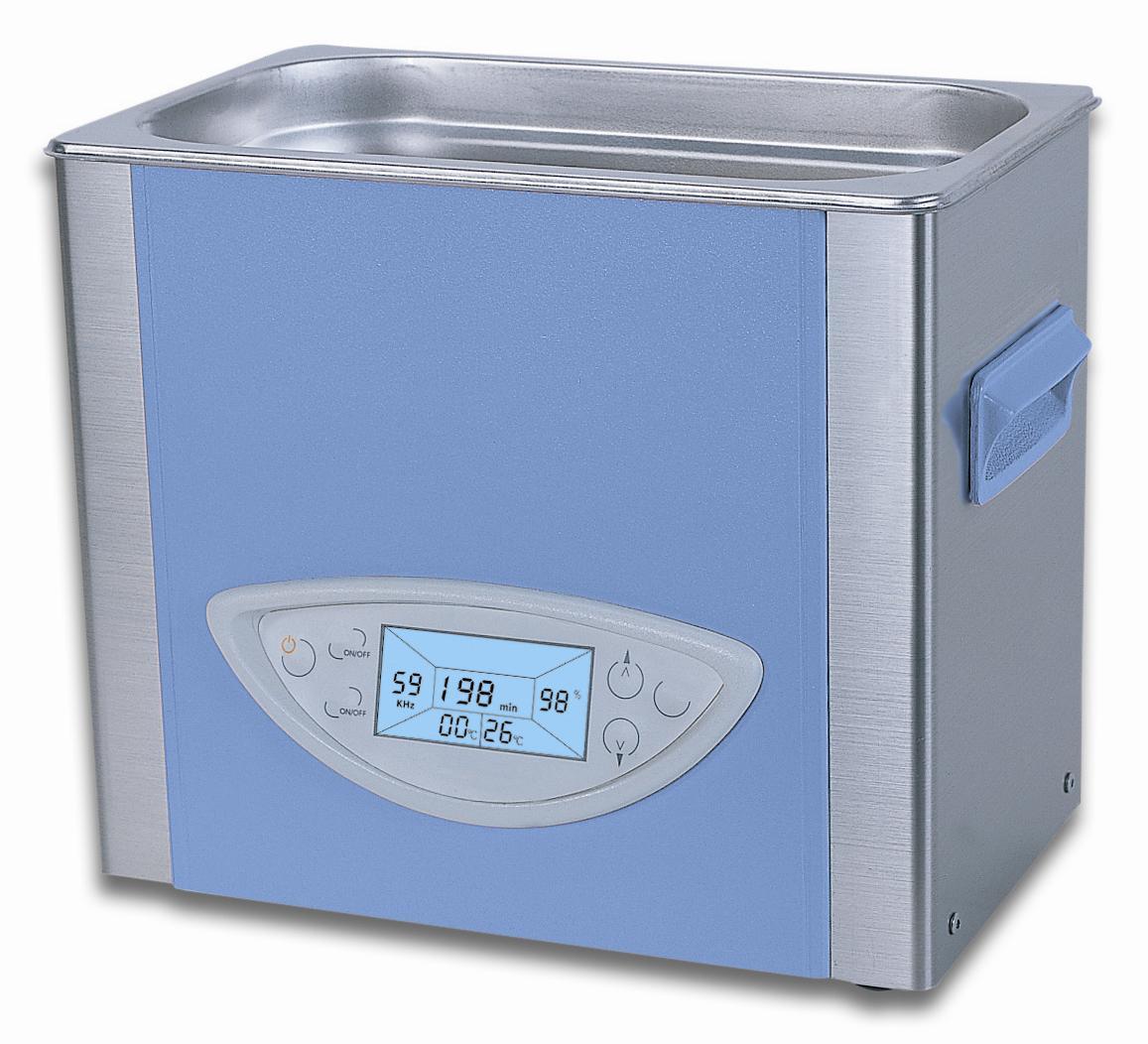 Ba o ultrasonido lbs2 15 l con calefacci n herascientific for Bano ultrasonidos laboratorio
