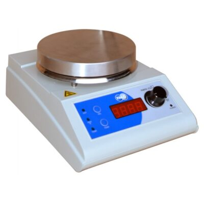 AGITADOR MAGNETICO DIGITAL con Calefacción F80 T DIGIT