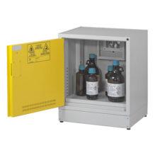 Armarios de seguridad para ácidos y bases