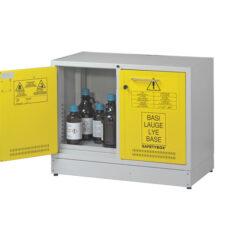 ARMARIO DE SEGURIDAD para ACIDOS y BASES Serie AB 900/50