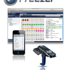 Software para almacenamiento de muestras