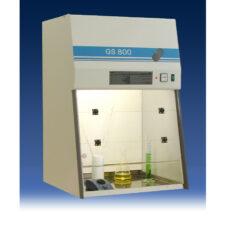 Vitrina de Gases con filtro GS 800
