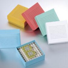 Cajas de fibra para ultracongeladores