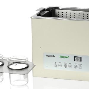 Ba o de ultrasonido newash 90 herascientific for Bano ultrasonidos laboratorio