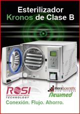 Esterilizador Kronos B Español