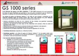 Vitrina de Gases GS1000 HD
