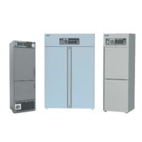 Refrigerador y Congelador Combinados Serie X-COLD TN-2TS +2º/-25ºC (300, 700 y 1500 lt.)