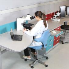 Mesa para Microscopio MEW